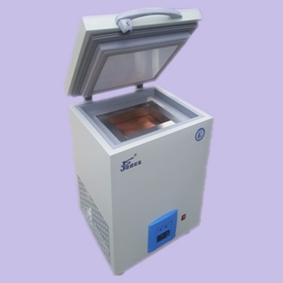 触摸屏冷冻分离机